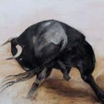 huile sur toile - 65x80 cm