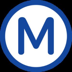sigle métro