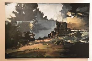 huile sur toile 97x146cm, 2015