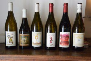 Étiquettes pour  vins de Loire - 2013