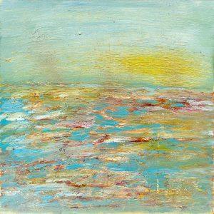 """Livre artiste: : """"Les vagues""""  V Woolf -"""