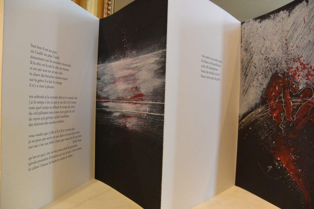 Irène Boisaubert : poèmes S Beckett