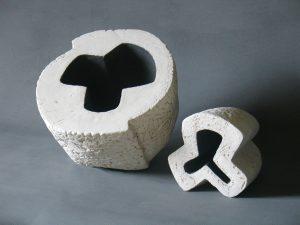 Cavité - céramique  -  Diamètre 32cm