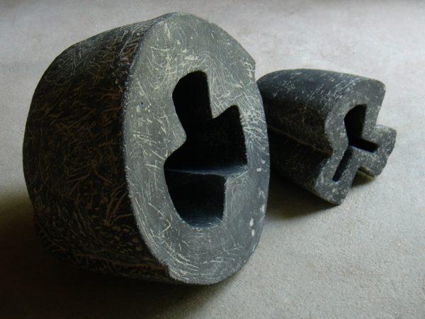 Cavité - céramique - diamètre 36cm - 2006