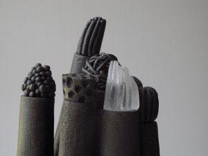 Cépée - céramique pâte de verre