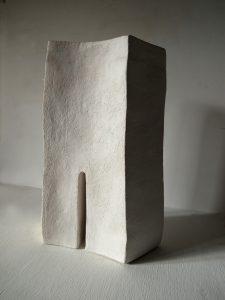 Paroi de sel 2010 céramique H 59cm