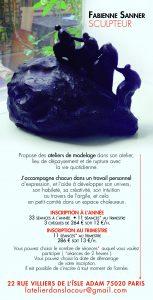 Ateliers Fabienne Sanner