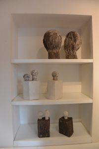 Arbres timides - céramique