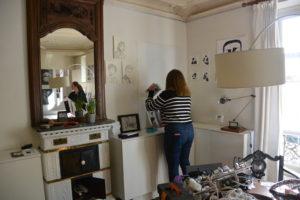 Installation - C Bourguignon