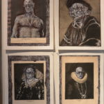Autoportraits et Goya
