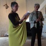 Lecture T Monclus  et musique M Boucheton