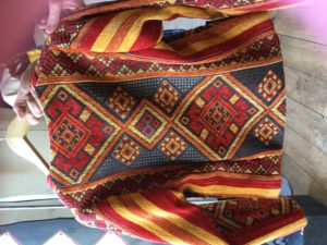 24 tissu ameublement Maroc