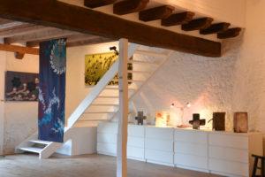 les toiles de Zenga - sculptures FM Billard