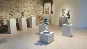 Galerie Bourdette - Honfleur 2015